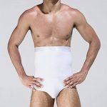Gaine Homme Ventre Plat Sculptante Culotte Amincissante Boxer Push Up Elastqiue Body Silhouette Minceur Gainante Montre Fesse Hanche S M L de la marque Panegy image 4 produit
