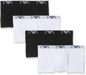 Giorgio, Boxer Homme, Lot de 4 de la marque Emporio Armani Underwear image 0 produit