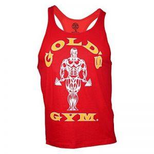 Golds Gym Débardeur 100% coton de la marque Golds Gym image 0 produit