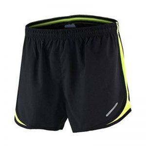 Gwell Shorts Marathon Hommes Shorts Running Short Sport avec Slip Interne Respirant et Séchage Rapidement de la marque Gwell image 0 produit