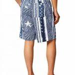 HEMOON Short Hommes Modernes Nager avec Motif Floral Short De Bain Casual Shorts Pantalon Court de la marque HEMOON image 2 produit