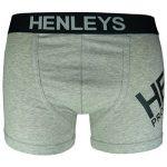 Henleys coton torse (boxer) lot de 3 de la marque Henleys image 2 produit