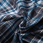 Homme 100% Coton Boxers Caleçon Lâche Short Confortable Sous-vêtements à Carreau avec Bouton Taille élastique Grande Taille ,2Pcs de la marque John&Elaine image 5 produit