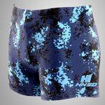 Homme Camouflage Nager Boxer Short de Bain Compétition Sport Maillot de Bain Jammers Shorts de Natation de la marque Yonglan image 1 produit