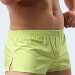 Homme Femme Casual Short Boxer Confortable Sous Vêtement Lingerie Culotte Taille Élastique de la marque ShiFan image 1 produit