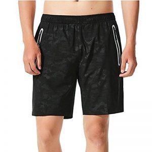 Homme Shorts Bain Plage Natation Boxer Pantalon Court Sport Grande Taille En Vrac Respirant de la marque Guiran image 0 produit