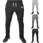 Hommes Pantalon de Jogging Bicolore Pantalon de Sport Sarouel Casual Cargo Décontracté Panta de la marque Ouneed® image 1 produit