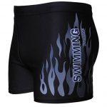 Hosaire Maillot de bain boxer homme à motif flamme de la marque Hosaire image 4 produit