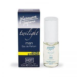 """Hot Man Parfum aux Phéromones """"Twi"""" Extra Fort 10 ml de la marque Hot image 0 produit"""