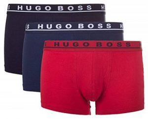 Hugo Boss - Boxer - Homme multicolore Mehrfarbig Medium de la marque Hugo Boss image 0 produit