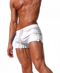 Imixcity Maillot de bain - Homme Boxer Trunks Shorts Pantalon Court de Sport Plage Mer Loisir de la marque Imixcity image 0 produit