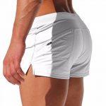 Imixcity Maillot de bain - Homme Boxer Trunks Shorts Pantalon Court de Sport Plage Mer Loisir de la marque Imixcity image 3 produit
