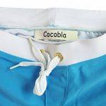 Imixcity Maillot de bain - Homme Boxer Trunks Shorts Pantalon Court de Sport Plage Mer Loisir de la marque Imixcity image 5 produit