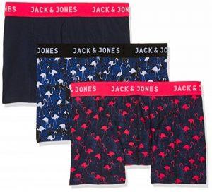 Jack & Jones Boxer Homme (lot de 3) de la marque Jack & Jones image 0 produit
