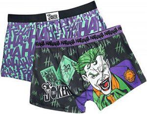 Joker Boxers 2 Pack (Multicolore) de la marque Joker image 0 produit