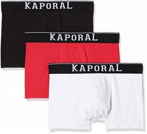 Kaporal Quad, Boxer Homme de la marque Kaporal image 0 produit