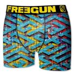Lot 6 Boxers Enfant Freegun Microfibre de la marque Freegun image 4 produit