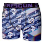Lot 6 Boxers Enfant Freegun Microfibre de la marque Freegun image 5 produit