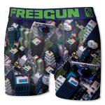 Lot 6 Boxers Enfant Freegun Microfibre de la marque Freegun image 6 produit