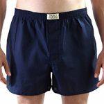 Lot de 4 American Style boxers homme Fabio Farini, 100% coton de la marque Fabio Farini image 1 produit