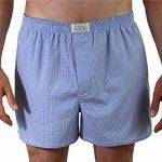Lot de 4 American Style boxers homme Fabio Farini, 100% coton de la marque Fabio Farini image 3 produit