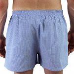 Lot de 4 American Style boxers homme Fabio Farini, 100% coton de la marque Fabio Farini image 4 produit