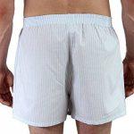 Lot de 4 American Style boxers homme Fabio Farini, 100% coton de la marque Fabio Farini image 6 produit