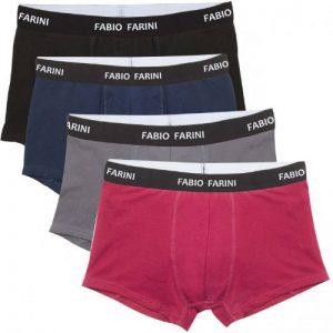 Lot de 4 Boxer Homme Fabio Farini de la marque Fabio Farini image 0 produit