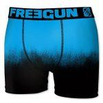Lot de 4 Boxers Freegun Homme Soft Touch de la marque Freegun image 3 produit
