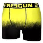 Lot de 4 Boxers Freegun Homme Soft Touch de la marque Freegun image 4 produit