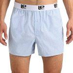 Lower East Boxers américains pour hommes avec une taille élastiquée, lot de6 de la marque Lower East image 2 produit