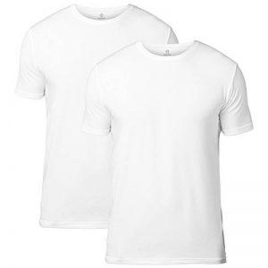 maillot corps homme blanc TOP 10 image 0 produit