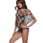 Maillots de bain, GreatestPAK Femme Creux Stitching Glands Irrégulière Maillot de bain Bikini Beach de la marque GreatestPAK_Plage image 3 produit
