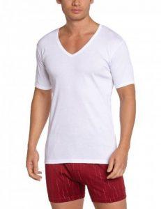 Mariner - col v - maillot de corps - coton - homme de la marque Mariner image 0 produit