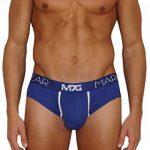 Mark7Gear Slip TRACK - bleu - Slip Homme avec Boost Engeneering (PUSH-UP) de la marque Mark7Gear image 2 produit