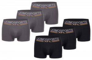 Men's boxer Fashion Lounge 'Uomo Sports xfl', 6, 12OD. 24stared dans Coolen couleurs tendance de la marque Fashion image 0 produit