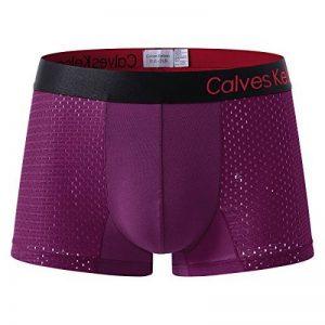 MODCHOK Homme Boxers Caleçon Sous-vêtement Trunk Culotte Cotton Slip Sexy de la marque MODCHOK image 0 produit