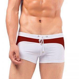 MODCHOK Homme Shorts de Bain Maillot Boxer Natation Caleçon Slip Trunk Sexy Plage Eté de la marque MODCHOK image 0 produit