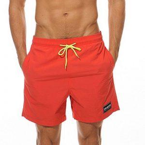 MODCHOK Homme Shorts de Bain Plage Natation Bermuda Pant Court de Sport Beach Séchage Rapide de la marque MODCHOK image 0 produit