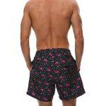 MODCHOK Homme Shorts de Bain Plage Natation Bermuda Pant Court de Sport Beach Séchage Rapide de la marque MODCHOK image 3 produit