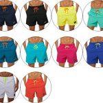 MODCHOK Homme Shorts de Bain Plage Natation Bermuda Pant Court de Sport Beach Séchage Rapide de la marque MODCHOK image 4 produit