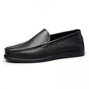 MUYII Hommes Oxfords En Cuir Chaussures Classique Moderne Casual Mocassins Hommes Non-Slip Chaussures Confortables Formelles Business Chaussures Pour Hommes de la marque MUYII image 0 produit