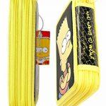 Original, officiel autorisé Simpsons fourre-tout étui à crayons 2 couches rempli de trousses de la marque Simpsons image 4 produit