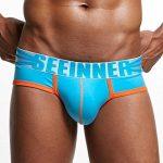 OVERMAL Des Sous - VêTements Sexy Slip Hommes - Hommes MéMoires de la marque OVERMAL image 2 produit