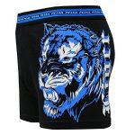 PESAIL Boxer Caleçons Homme Tigre Animal Imprimé Sous-vêtements en Coton Taille M L XL XXL XXXL Lot de 2 4 5 6 de la marque Topgoods2016 image 1 produit