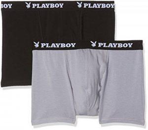 Playboy, Boxer Homme (lot de 2) de la marque Playboy image 0 produit