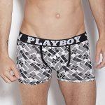 Playboy Classic Cool, Shorty Homme (lot de 2) de la marque Playboy image 1 produit
