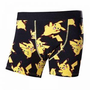 Pokemon Boxershorts -S- Pikachu [import allemand] de la marque Bioworld image 0 produit