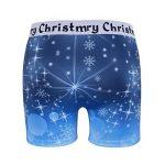 Pomm'poire - Boxer imprimé Santa - Homme de la marque Pomm'poire image 1 produit