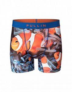 PULLIN - Boxer Homme Fashion2 ANEMONE de la marque PULLIN image 0 produit
